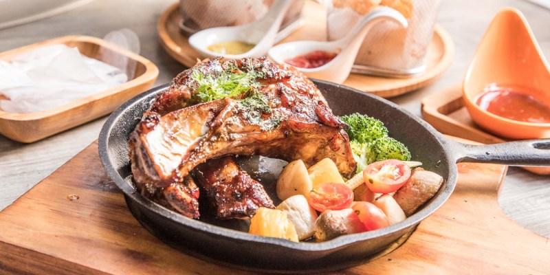 [台北松山]台北美食推薦,中西合併碰出食尚好滋味,小巨蛋站最夯人氣餐廳! Ulove羽樂歐陸創意料理