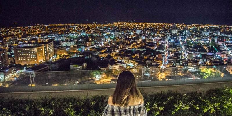 [羅東飯店]村却國際溫泉酒店/宜蘭最美高空酒吧,百萬夜景就在這!比起世界三大夜景完全不輸呀!
