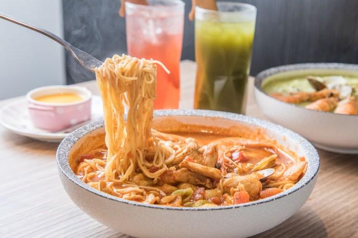 [桃園市]桃園美食推薦,地表第二好吃的義式湯麵!義匠義式湯麵-南平店