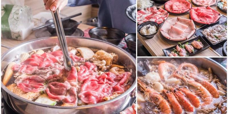 [桃園市]桃園吃到飽推薦,壽喜燒吃到飽!399元起就讓你肉肉吃好吃滿!三本亭壽喜燒