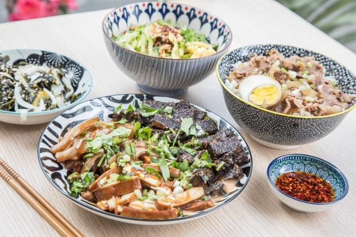 [新北新莊]新莊美食推薦!遍嚐亞洲麵食只要銅板價,上班族的小確幸!俏花園米麵作坊
