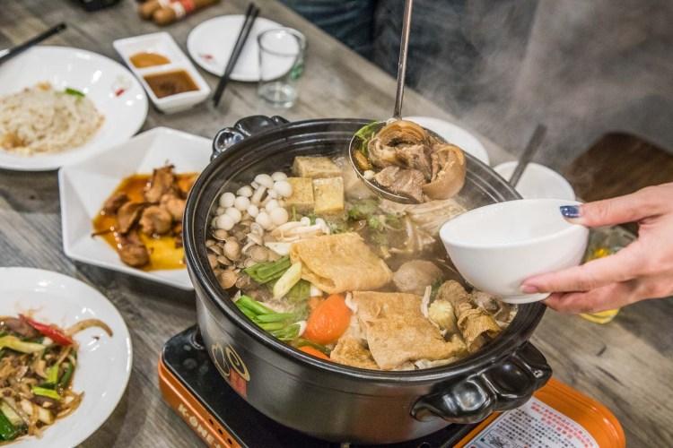 [台北信義]40年老店插旗台北,超美味無騷羊肉爐,不吃羊的朋友也愛上!福昌羊肉-台北信義店