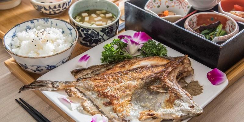 [宜蘭羅東]內行人才知道,隱身鐵軌旁的超美味日式定食/丼飯!山喜和食