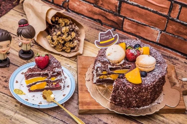 Nozomi Bakery 松江總店/父親節蛋糕推薦,父親節送這個一定中!Nozomi Bakery遊樂園,爆量芒果+頂級巧克力