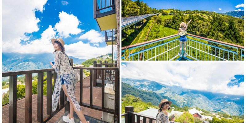 [清境民宿]清境普羅旺斯玫瑰莊園/一秒就到歐洲,在房間就可以飽覽絕美山嵐景致!