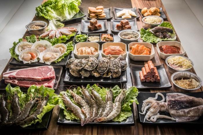 [台北吃到飽]愛烤愛對囉-士林店/最強燒肉吃到飽菜單已上線,頂級食材讓你狂吃兩小時!