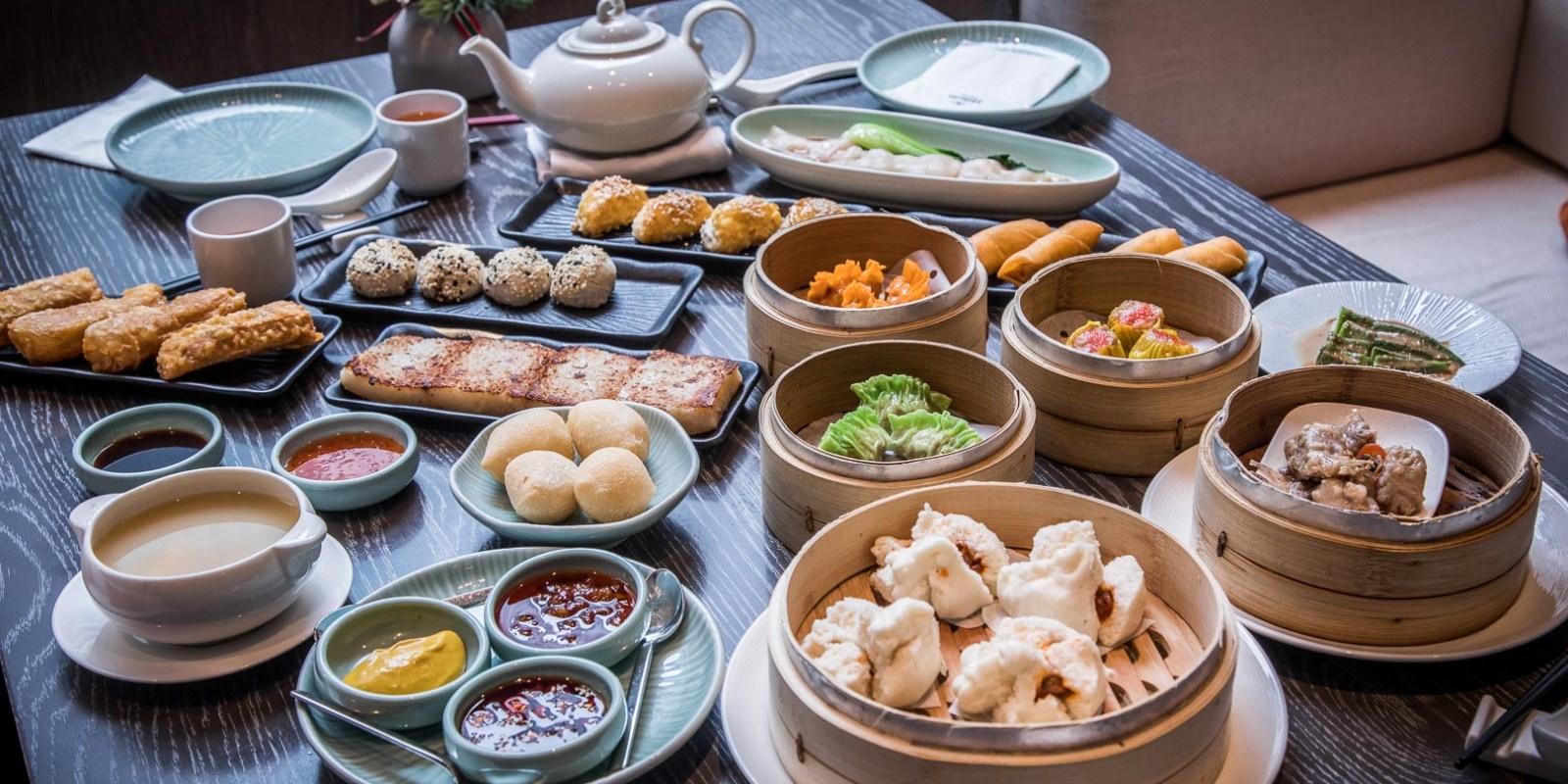 [板橋吃到飽]新板希爾頓-青雅中餐廳/頂級港點吃到飽真的爽,經典港式點心隨便你點!