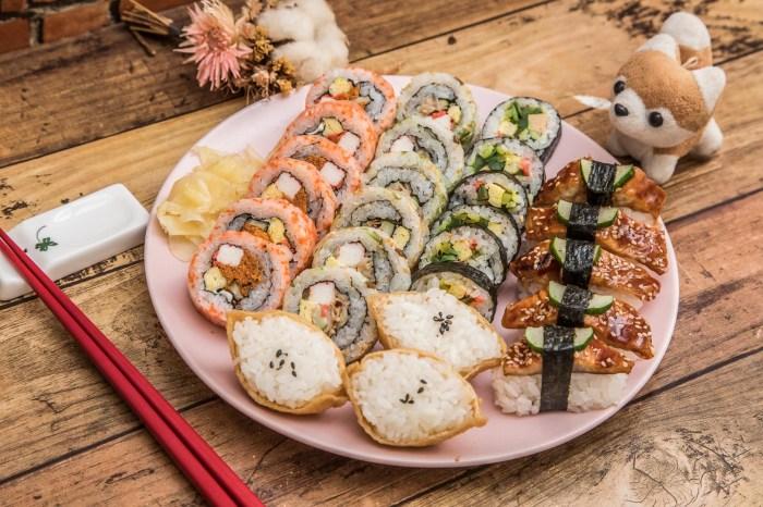 [桃園美食]益的壽司舖/桃園壽司不是只有老賊好嗎?在地人都愛的老字號壽司店