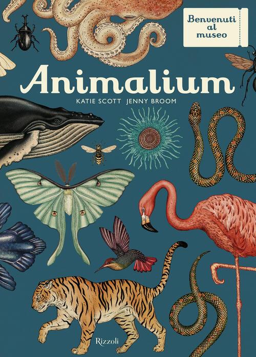 Risultati immagini per il grande libro degli animali