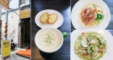【中西區美食】正興街巷內的義大利麵店 炸乳酪 . 燉飯 . 義大利麵~~芝士家CheeseHouse