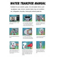 china transfer printing a4 size white transprant