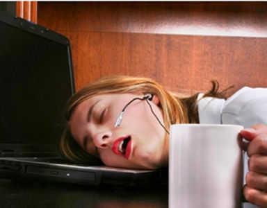 Resultado de imagen de chica  cansada