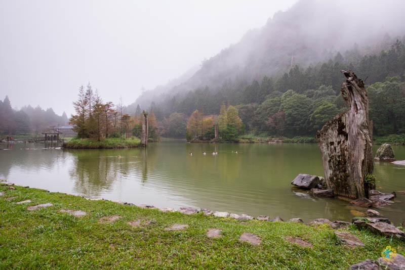 宜蘭旅遊推薦》明池山莊&森林遊樂區 – 雲霧仙境の北橫明珠