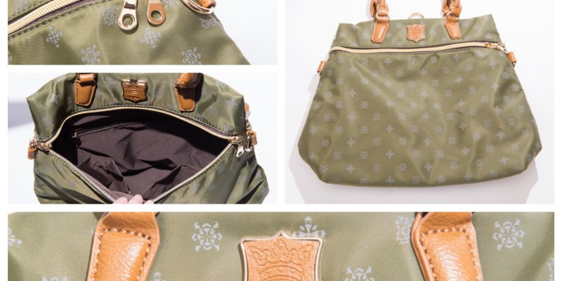 機能包推薦》日本大人氣Macaronic Style 3Way Mini包 - 穿搭輕鬆無負擔