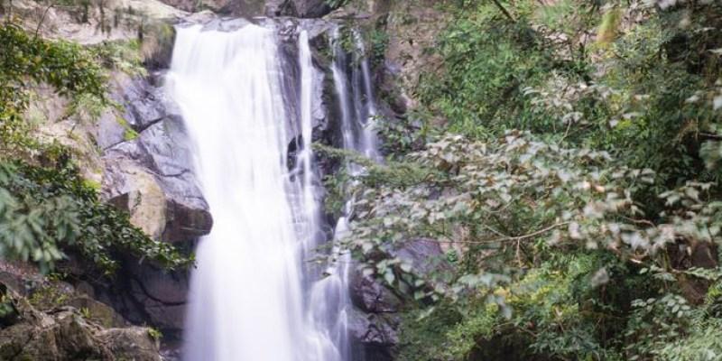 烏來旅遊推薦》內洞森林遊樂區 - 負離子森呼吸