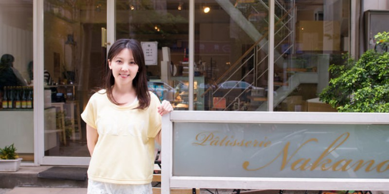 桃園下午茶推薦》Nakano甜點沙龍 - 華麗精緻又美味