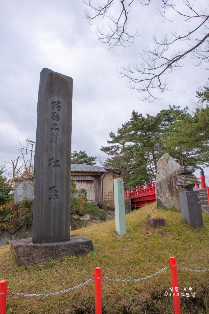 日本景點推薦》宮城五大堂 – 古老的桃山建築