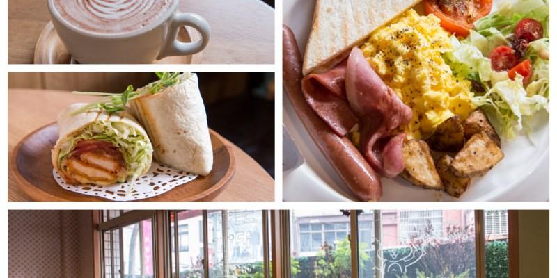 桃園早午餐推薦》Wooly Cafe - 個性brunch 可愛雜貨風咖啡