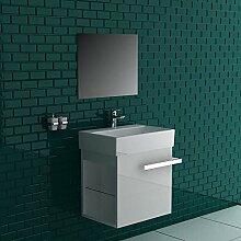 Waschbecken Inkl Unterschrank 50 Cm Gunstig Online Kaufen Lionshome
