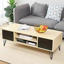 meuble tv style scandinave comparer