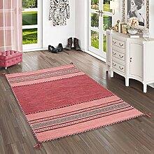 tapis kilim rose comparer les prix et