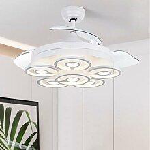 plafonnier ventilateur design