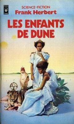Couverture Dune, tome 3 : Les Enfants de Dune