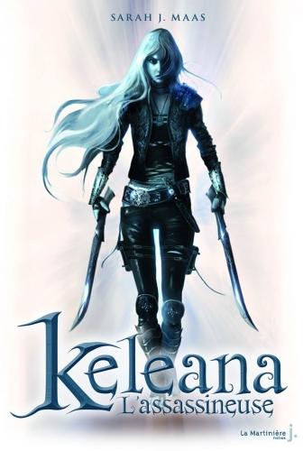 Couverture Keleana, tome 1 : L'assassineuse / La prisonnière