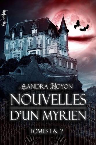 Couverture Nouvelles d'un Myrien, tomes 1 et 2 : Le Sang-mêlé