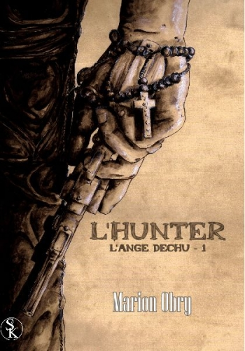 Couverture L'ange déchu, tome 1 : L'hunter