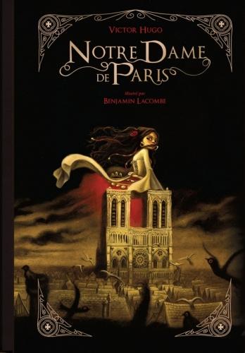 Couverture Notre Dame de Paris (Lacombe), intégrale