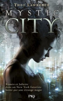 Couverture Mystic city, tome 1