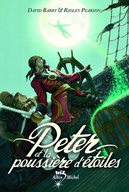 Couverture Peter, tome 1 : Peter et la poussière d'étoiles