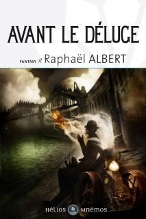 Couverture Les Extraordinaires et Fantastiques Enquêtes de Sylvo Sylvain, détective privé, tome 2 : Avant le déluge