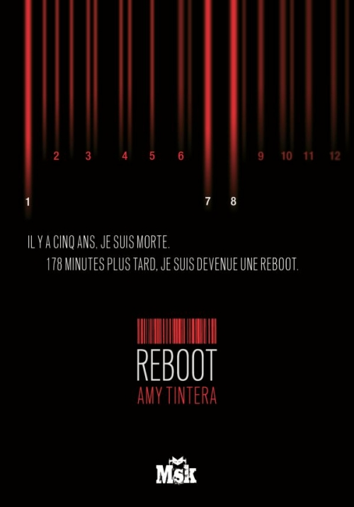 Reboot, tome 1 - Amy Tintera