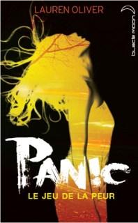 Couverture Panic