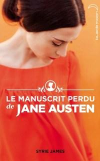 Couverture Le manuscrit perdu de Jane Austen