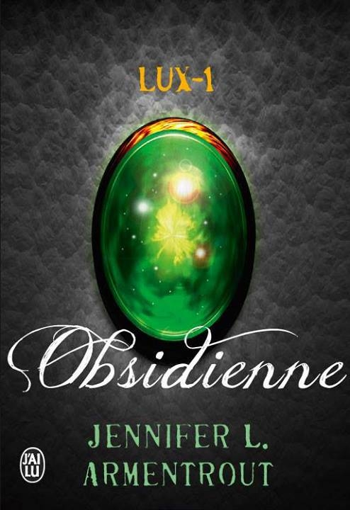 Couverture Lux, tome 1 : Obsidienne