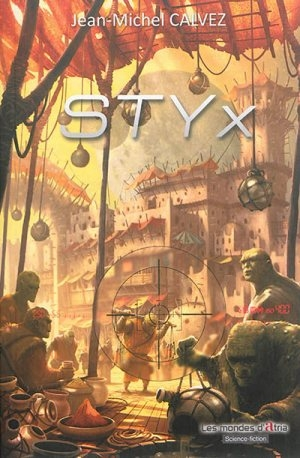 Couverture STYx