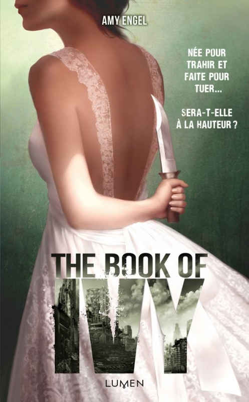 Couverture The Book of Ivy, tome 1