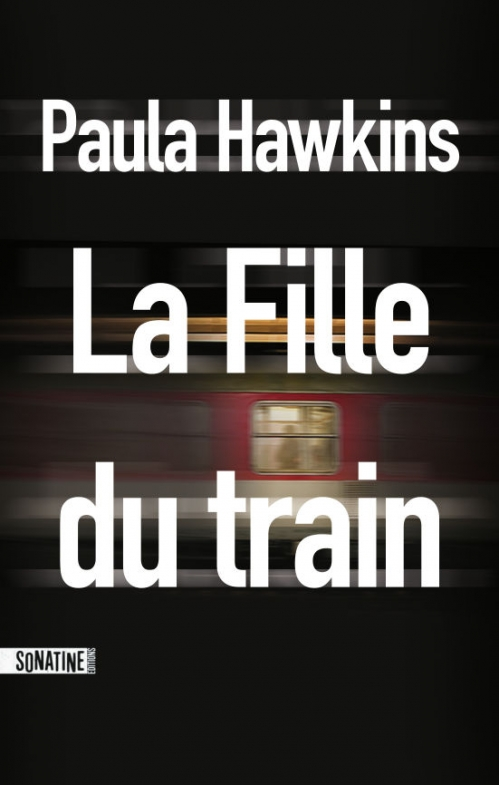 Couverture La fille du train