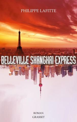 Couverture Belleville Shanghai Express