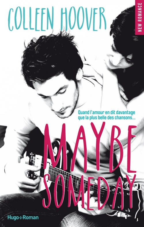Couverture Maybe someday