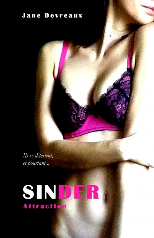 Couverture Sinder, tome 2 : Attraction