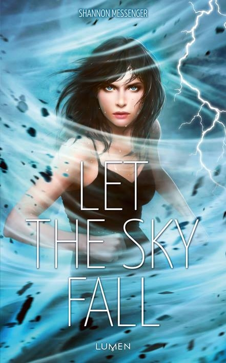Couverture Let The Sky Fall, book 1