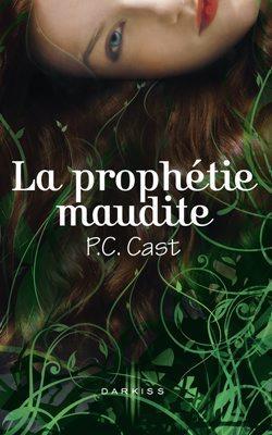 Couverture Partholon, tome 1 : La Prophétie maudite