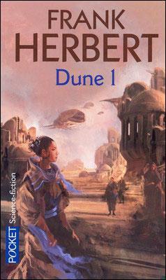 Couverture Dune, tome 1, partie 1