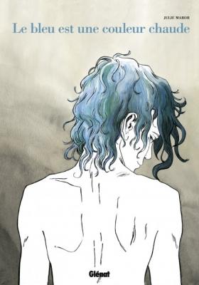 Couverture Le bleu est une couleur chaude