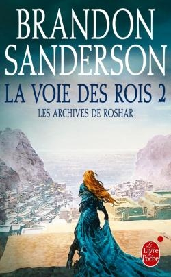 Couverture Les archives de Roshar, tome 2 : La voie des rois, partie 2