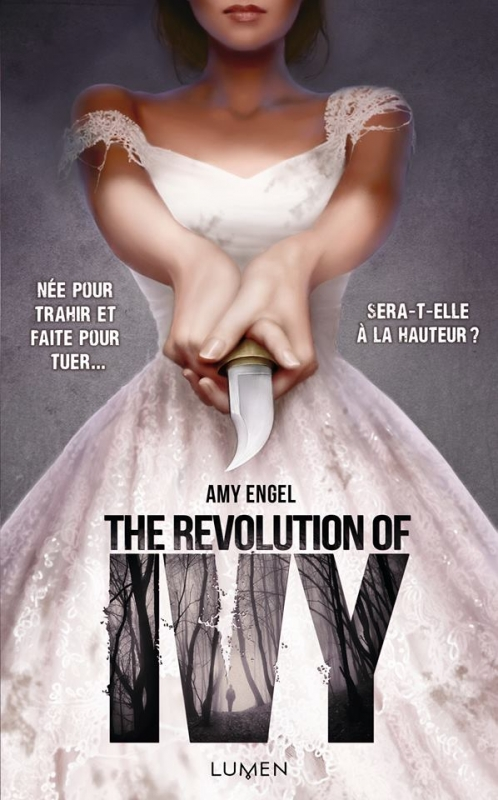 Couverture The Book of Ivy, book 2 : The Revolution of Ivy